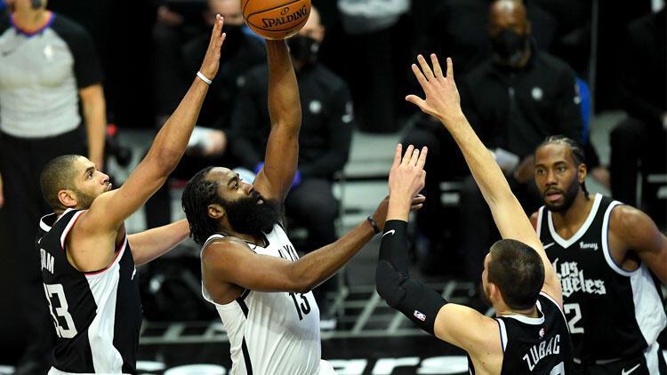 NBA'de gecenin sonuçları: Brooklyn Nets galibiyet serisini 6 maça çıkardı