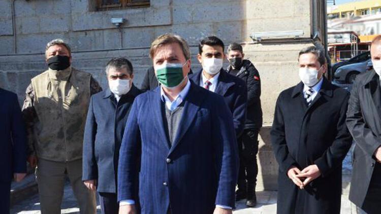 Aksaray Valisi Aydoğdu: Turuncu listede olmaya devam edersek normalleşemeyiz