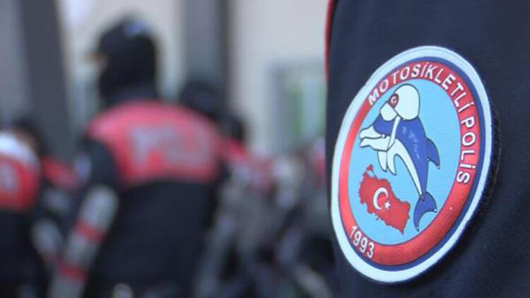 "Esenyurt'ta Motosikletli Polis Timleri'nden helikopter destekli ""motosiklet"" denetimi"