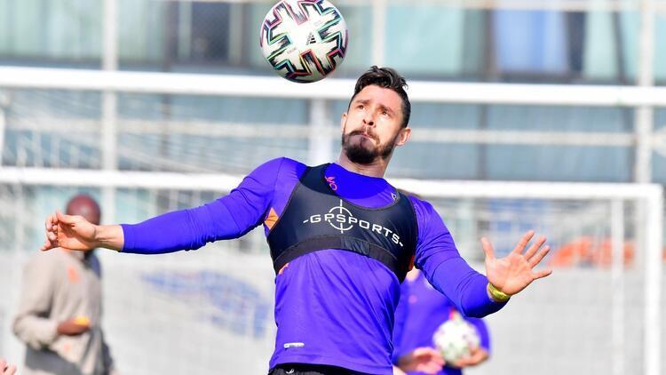 Başakşehir'de Antalyaspor hazırlıkları sürüyor