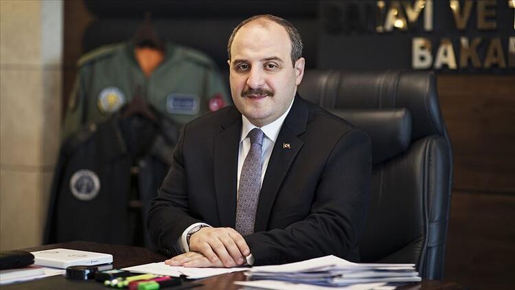 Bakan Varank: Türkiye'nin, sektördeki büyümesi artarak devam ediyor