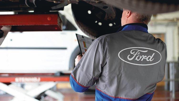 Ford'dan iki çalışana 248 milyon TL'lik dava