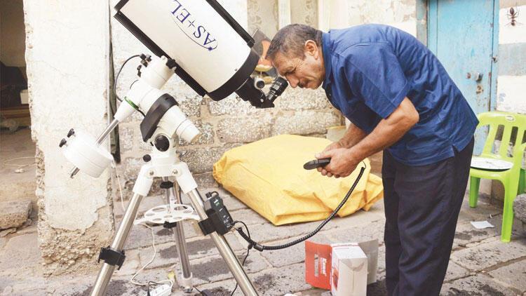 Diyarbakırlı astronom yıldızlara kavuştu