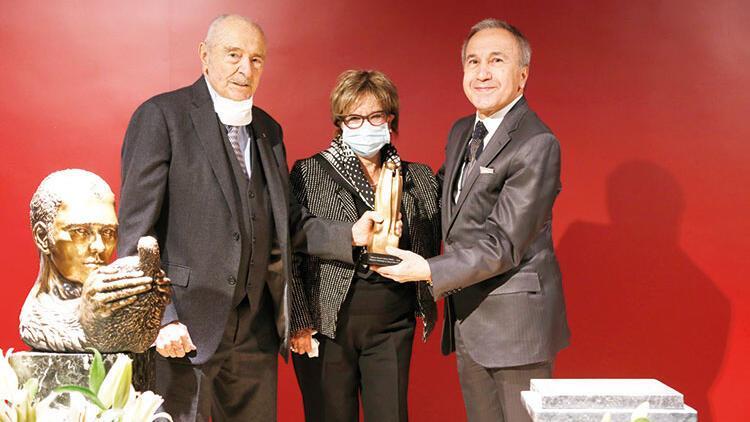 Erimtan Arkeoloji ve Sanat Müzesi'ne ödül
