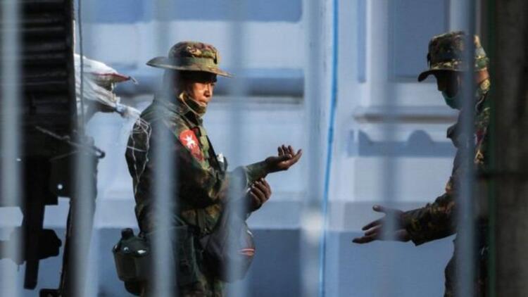 ABD'den askeri darbe nedeniyle Myanmar'daki 2 generale yaptırım kararı