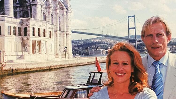 Christoph Daum'dan bir İstanbul paylaşımı daha!
