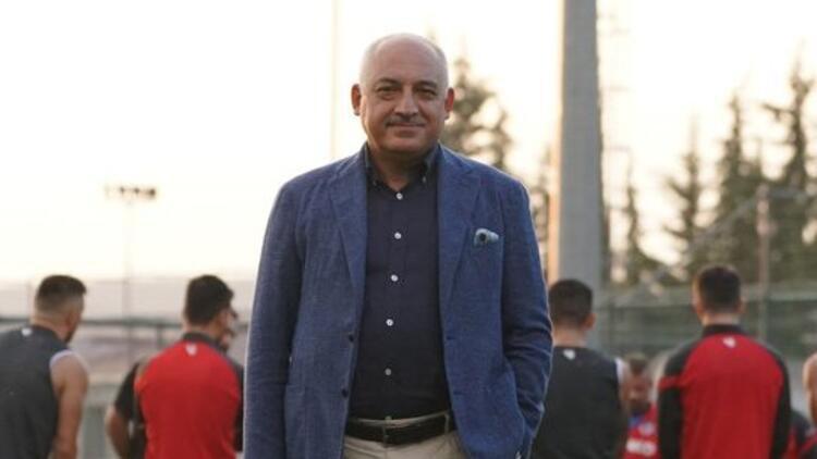 """Gaziantep FK Başkanı Mehmet Büyükekşi: """"Üst sıralardaki yerimizi kaybetmek istemiyoruz..."""""""