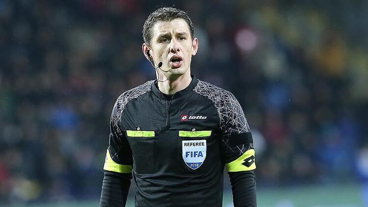 UEFA'dan Halil Umut Meler'e Avrupa Ligi'nde görev
