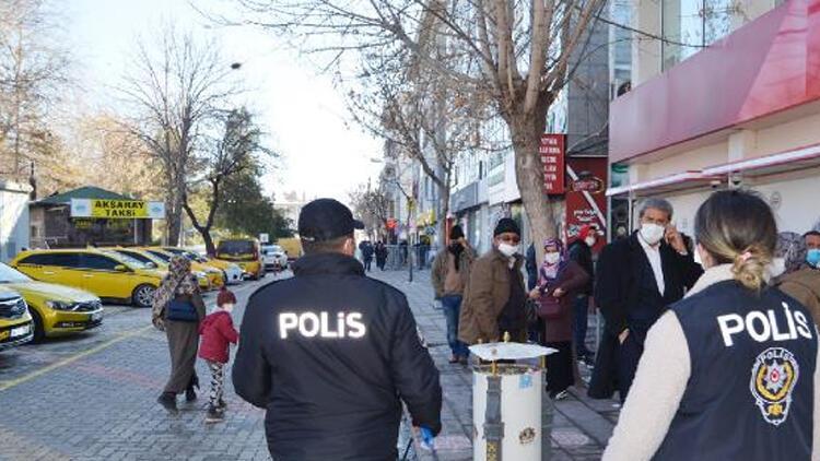 Aksaray'da vaka sayılarında korkutan yükseliş!
