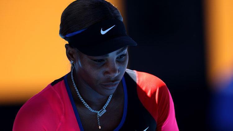 Serena Williams grand slam rekorunu kırmadan emeklilik düşünmüyor!
