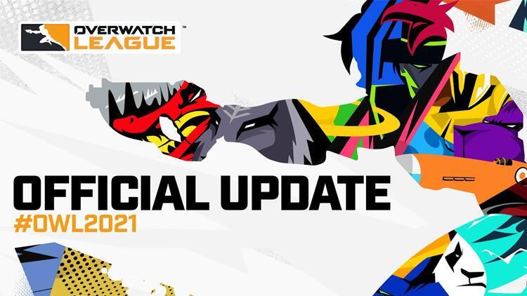 2021 Overwatch League 4.25 milyon dolar ödül havuzuyla başlıyor