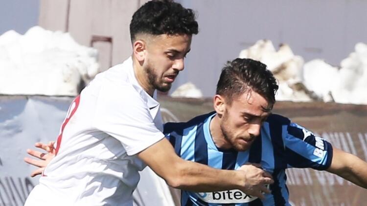 TFF 1. Lig | Bereket Sigorta Ümraniyespor 0-0 Adana Demirspor