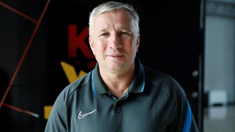 Kayserispor'da Dan Petrescu'nun yerine Uğur Kulaksız getirildi