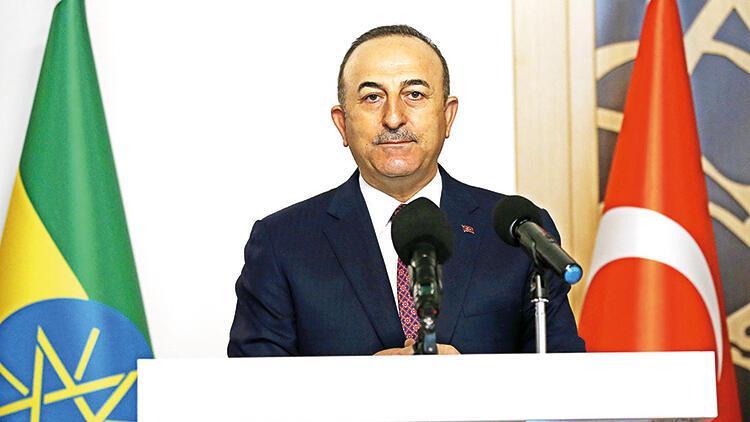 Çavuşoğlu'ndan Ermenistan mesajı