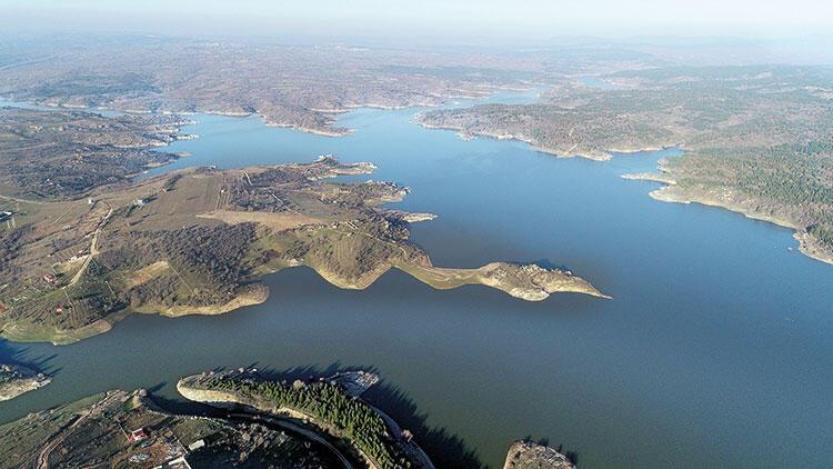 Barajlardan iyi haber: Su seviyesi yüzde 52.29'a yükseldi