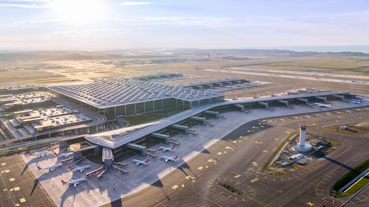 İstanbul Havalimanı'na Birinci Seviye Karbon Salımı Sertifikası