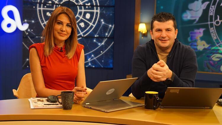 Ünlü astrologlar Hande Kazanova ve Dinçer Güner konuştu! Kim şampiyon olacak? ABD borsasına ne olacak?