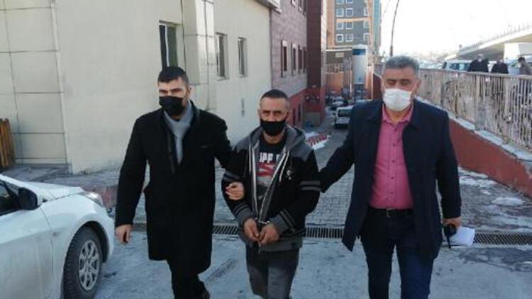Kayseri'de 'hırsızlık'tan aranan şüpheli, hırsızlık yaparken yakalandı