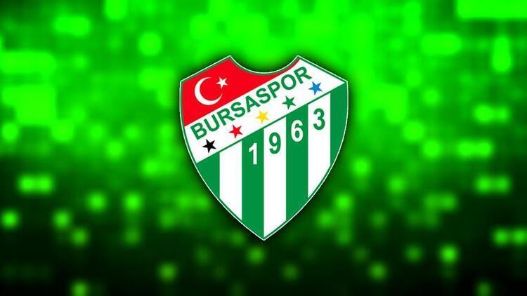 Bursaspor'da 2 futbolcunun Kovid-19 testi pozitif