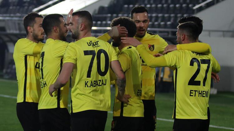 Akhisarspor: 0 - İstanbulspor: 1