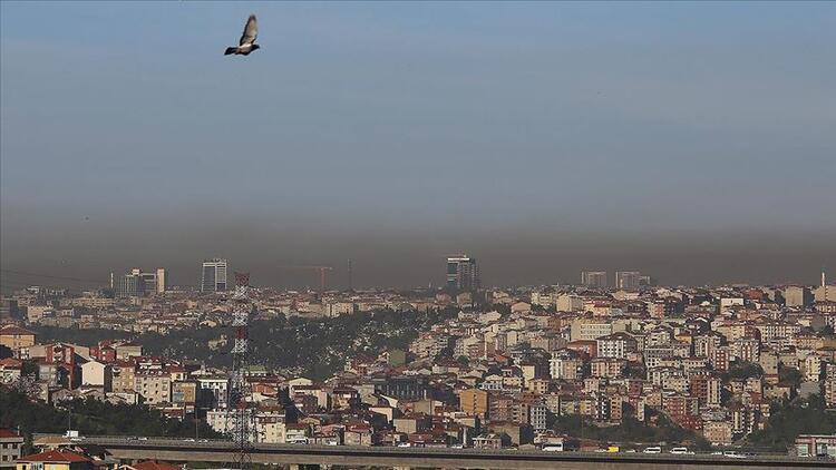 İstanbul'da alarm! Hava kirliliği, bazı ilçelerde sarıdan turuncu renge döndü
