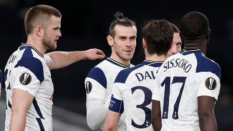 Tottenham Hotspur 2 maçta 8 gol atıp turladı