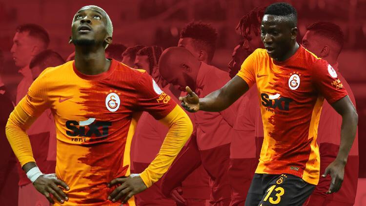 Galatasaray'da Onyekuru geldi, Etebo coştu