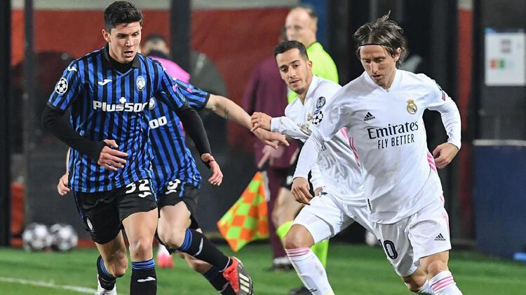 Atalanta 0-1 Real Madrid / Maç sonucu