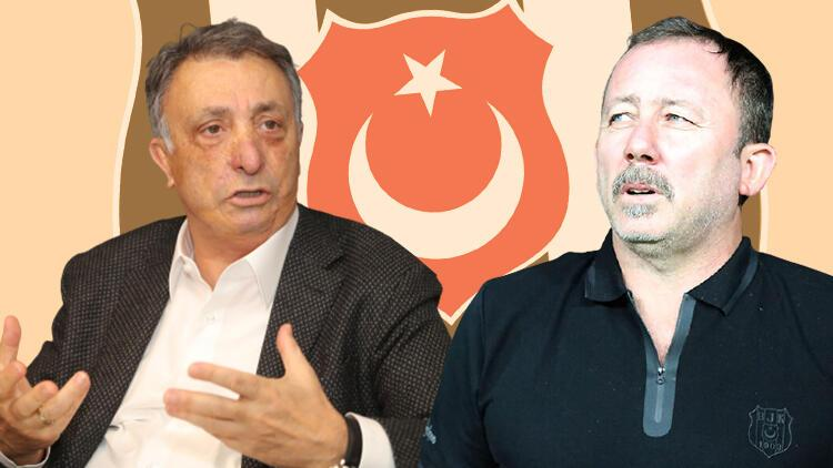 Beşiktaş Başkanı Ahmet Nur Çebi'den Sergen Yalçın açıklaması! Sözleşme...