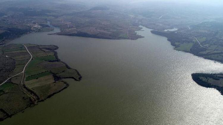 Bin Pınarlı Kaz Dağları, Bayramiç Barajını doldurdu