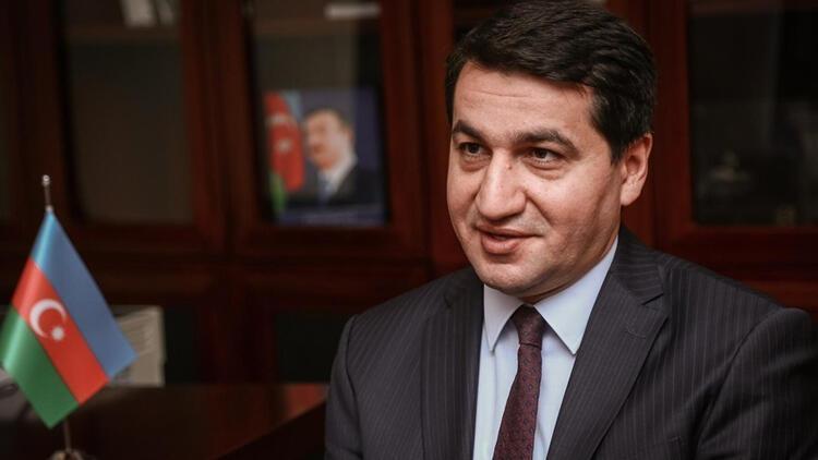 Azerbaycan Cumhurbaşkanı Yardımcısı Hikmet Hacıyev: 44 günlük savaşta Türkiye güç kaynağımız oldu
