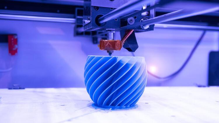 HP, 2021'de 3D baskı ve dijital üretim öngörülerini paylaştı