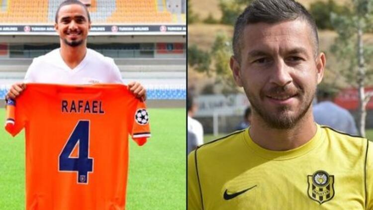 PFDK'dan Rafael ve Adem Büyük'e 1'er maç ceza