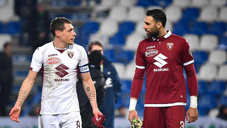 Serie A'da Torino-Sassuolo maçına Kovid-19 sebebiyle erteleme kararı!