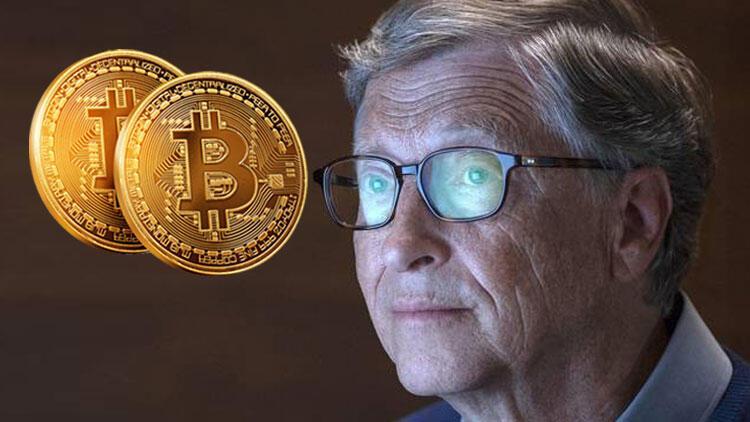 Bill Gates'ten flaş Bitcoin sözleri: Zarar veriyor