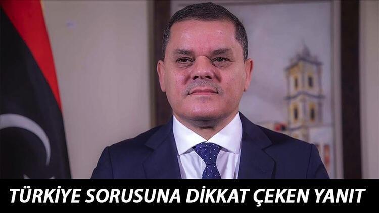 Son dakika haberi: Libya'yla deniz yetki alanları anlaşmasına sağlam teminat! 'Türkiye ile ilişkilerimiz ayrıcalıklı olacak'