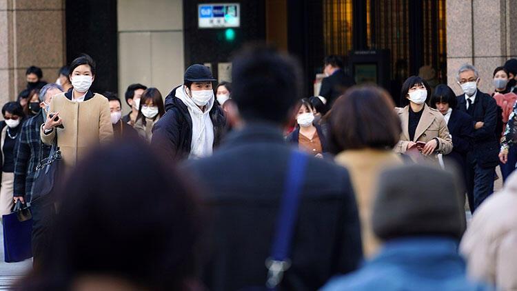 Japonya'da koronavirüs nedeniyle uygulanan OHAL bazı eyaletlerde kaldırılıyor
