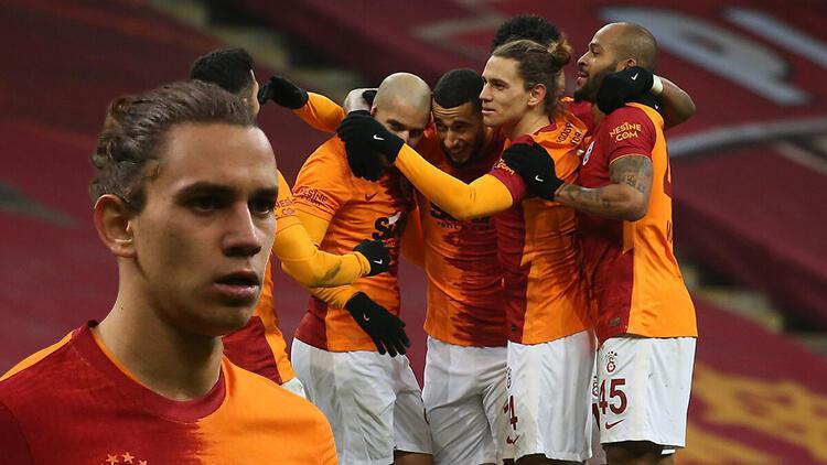 Galatasaray'da Erzurum'a karşı 20 milyon Euro'luk kulübe!