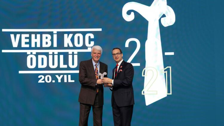 Vehbi Koç Ödülü'nün yeni sahibi Prof. Dr. Hüseyin Vural