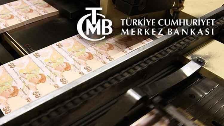 Merkez Bankası piyasaya 60 milyar lira verdi