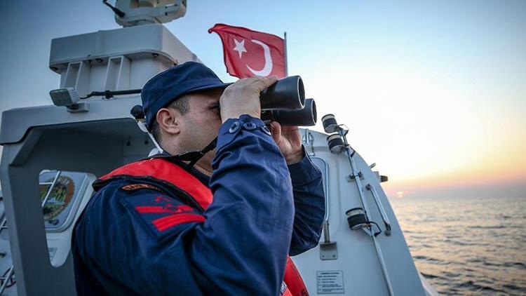 Sahil Güvenlik Komutanlığınca geçen yıl 12 bin 655 hayat kurtarıldı