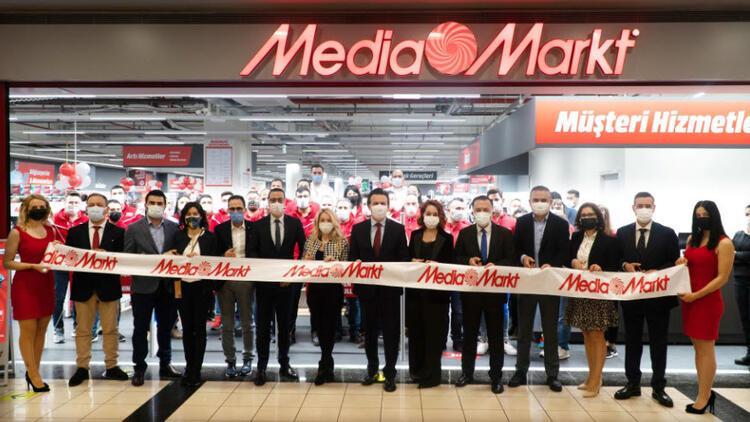 MediaMarkt, Antalya'da 4'üncü mağazasını açtı