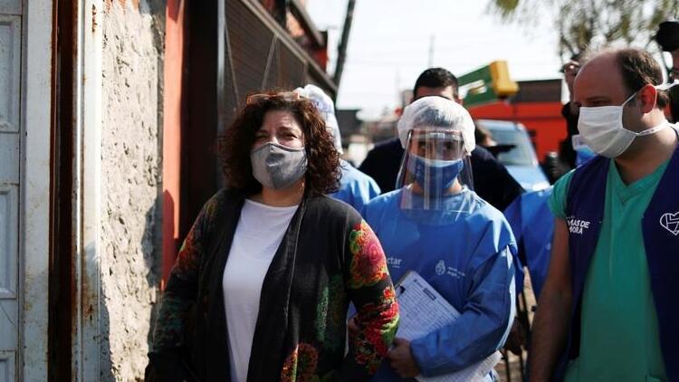 Latin Amerika ülkelerinde Kovid-19'a bağlı can kayıpları artıyor