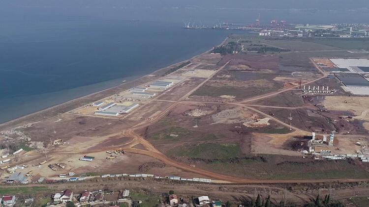 TOGG fabrikasının inşaası hızla devam ediyor