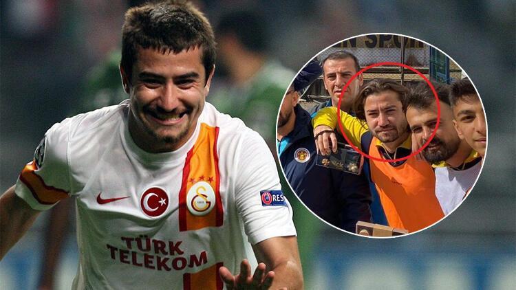 Son Dakika | Menemenspor'a transfer olan Aydın Yılmaz'ın ilk görüntüsü