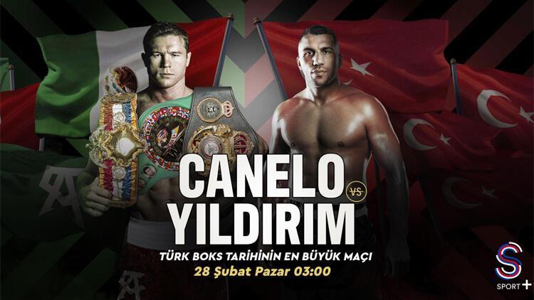 Türk Boks tarihinin en büyük maçı! Canelo vs. Avni Yıldırım