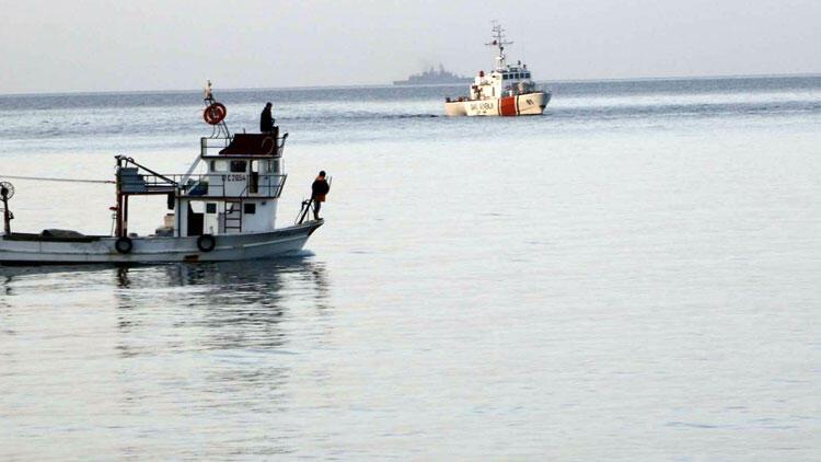 Son dakika haber: Gökçeada'da batan teknenin yeri tespit edildi