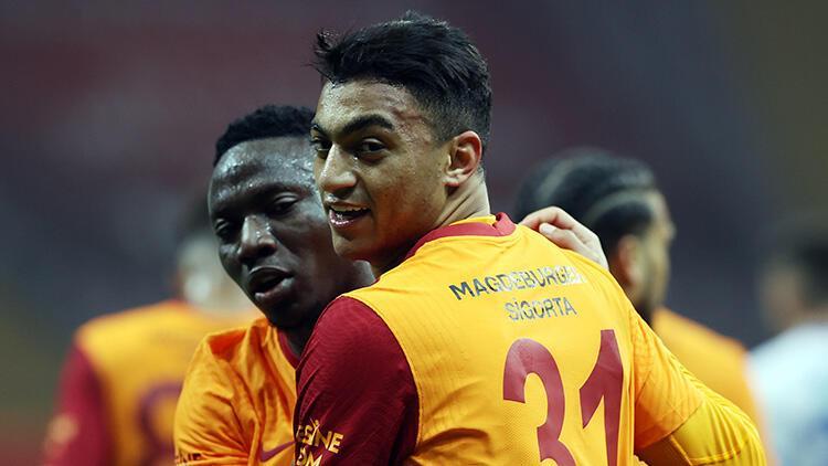Galatasaray'da Mostafa Mohamed'den maç sonu itiraf!
