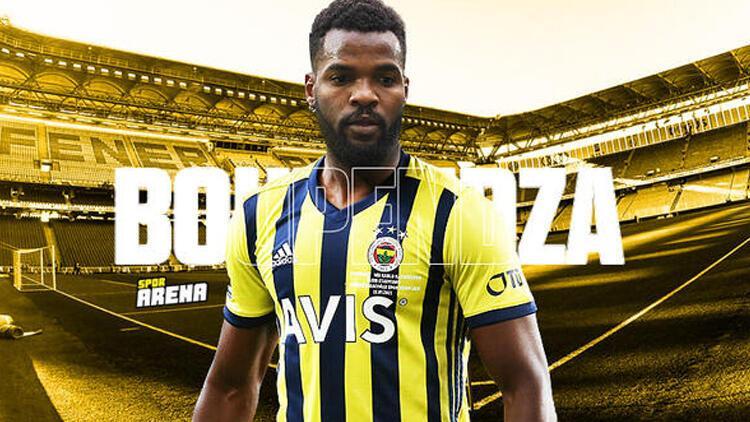 """Hatayspor'dan açıklama: """"Boupendza, Fenerbahçe'yi istiyor"""""""