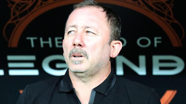 """Sergen Yalçın: """"Malatya maçı farklı olacak"""""""